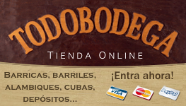 Decoraci n r stica para bares bodegas for Bodegas rusticas caseras